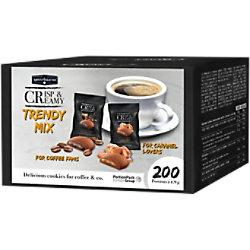 HELLMA Kekse Knusprig und Cremig Trendy Packung mit 200 Stück