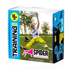 Spider Slacklines Training Line 18 Azur