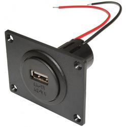 USB Einbausteckdose 12 Volt