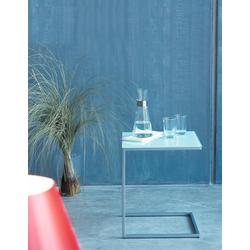 jankurtz Beistelltisch classico, in liegender U-Form weiß Beistelltische Tische