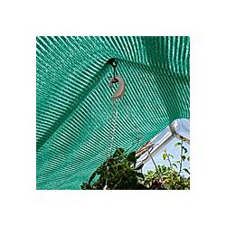 Schattennetz  2 30  x 2 65 m  grün