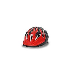 Jamara Kinder Fahrradhelm M rot