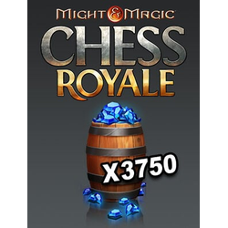 Might&Magic Chess Royale Ein Fass voller Kristalle