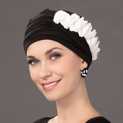Turban Lulu disty mussel - ellen wille