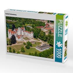 Schloß Boitzenburg Lege-Größe 64 x 48 cm Foto-Puzzle Bild von Ralf Roletschek Puzzle