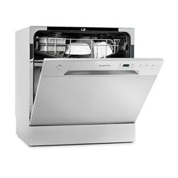Geschirrspülmaschine Mini-Geschirrspüler »Amazonia-8-S«, Stand Geschirrspüler, 53914617-0 grau grau