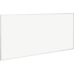 EL FUEGO Infrarotheizung 720 W, 59 x 100 cm, inkl. Thermostat weiß