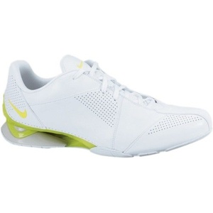 Nike Shox Gt Leather Leder Weiß White Neu Gr:43 Us:9,5 R4 Nz Lifestyle