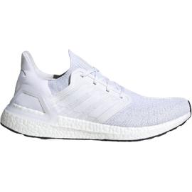 adidas Ultraboost 20 M cloud white/cloud white/core black 48