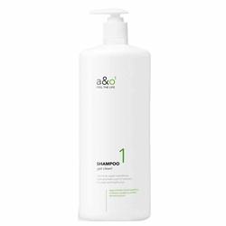 a&o Shampoo 1 get clean! 1000 ml
