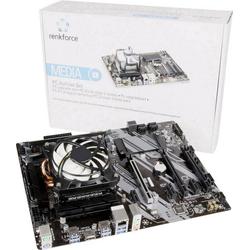 Renkforce Renkforce PC Tuning Kit, I5-9600K, 8GB Mainboard