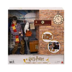 Mattel® Spielfigur Harry Potter Gleis 9 3/4 Spielset mit Harry Potter