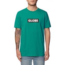 Tshirt GLOBE - Box Tee Pacific (PACIFIC) Größe: L