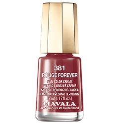 Mavala Nagellack Rouges de Mavala Rouge Forever 5 ml