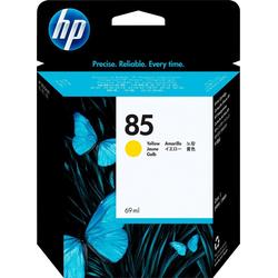 HP hp 85 Original Gelb Tintenpatrone (1-tlg)