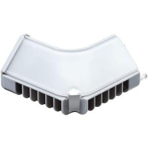Paulmann 70442 Corner Profil Inside Edge für den Anschluss von Profilen in Raum-Innenecken 2er Pack Grau Kunststoff überstreichbar tapezierbar