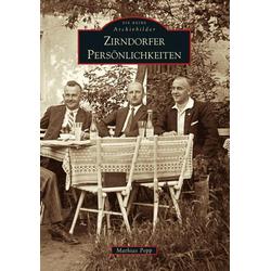 Zirndorfer Persönlichkeiten als Buch von Mathias Popp