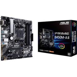 Asus PRIME B450M-A II Mainboard Sockel AMD AM4 Formfaktor Micro-ATX Mainboard-Chipsatz AMD® B450