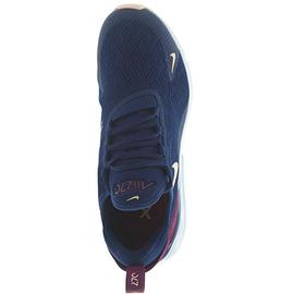 Nike Wmns Air Max 270 dark blue-bordeaux/ white-blue, 38
