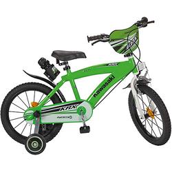 Fahrrad Kawasaki 16 Zoll grün