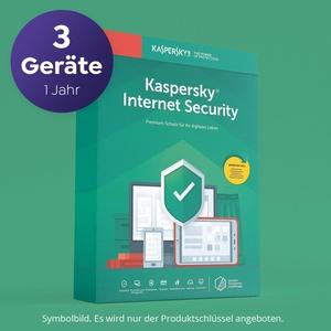 Kaspersky Internet Security 2020 für 3 Geräte 1 JAHR Vollversion EMAIL SOFORT
