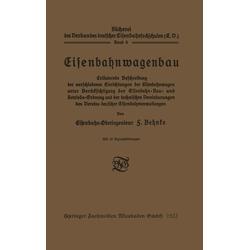 Eisenbahnwagenbau: eBook von F. Behnke