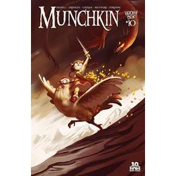 Munchkin #10