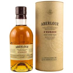Aberlour A'Bunadh Speyside Malt Whisky 59,8% 0,7l