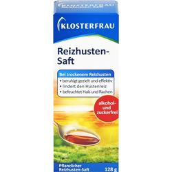 KLOSTERFRAU Reizhusten Saft 128 g