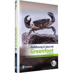 Einführung in Java mit Greenfoot: eBook von Michael Kölling