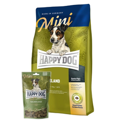 HAPPY DOG Mini Neuseeland + Soft Snack Mini Neuseeland 100 g
