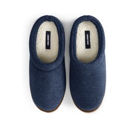 Fleece-Clogs - 47 - Blau