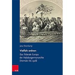 Vielfalt ordnen. Jana Osterkamp  - Buch