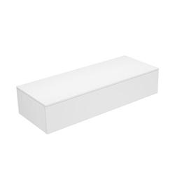 Keuco Edition 400 Sideboard 31761370000    140x28,9x53,5cm, 1 Auszug, Trüffel/Trüffel