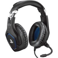 Trust GXT 488 Forze-G Gaming Headset schwarz