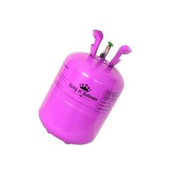 Helium Ballongas 13,4 Ltr mit Knickventil für 50 Luftballons