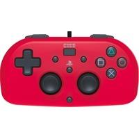 Hori PS4 Horipad Mini Controller rot