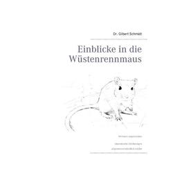 Einblicke in die Wüstenrennmaus als Buch von Gilbert Schmidt