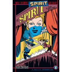 Spirit 05 - Jahrgang 1942 als Buch von Will Eisner/ WIll Eisner