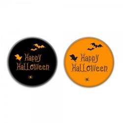 Buttons für Halloween