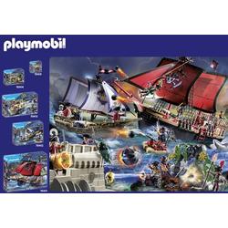 Playmobil® Family Fun Adventskalender  Schatzsuche in der Piratenbucht  70322