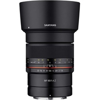 Samyang MF 85mm F1.4