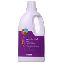 SONETT Waschmittel flüssig Lavendel 2 x 2 Liter