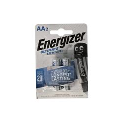 Energizer Energizer L91 Lithium Batterie AA 1,5 Volt, 3000mA Batterie