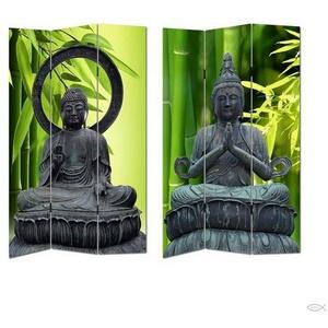HTI-Line Paravent Paravent Buddha 2