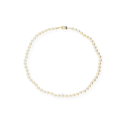 JuwelmaLux Perlenkette Perlenkette Gold