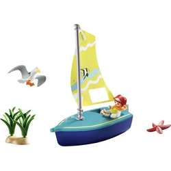 Playmobil® Freizeit Segeljolle 70438