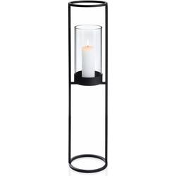 BLOMUS Kerzenständer NERO Ø 21 cm x 90 cm
