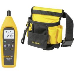 Fluke 971-TBELT Luftfeuchtemessgerät (Hygrometer) 10% rF 90% rF Datenloggerfunktion, Taupunkt-/Schi