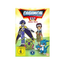 Digimon Adventure - Staffel 2.1 (Ep.1-17) DVD